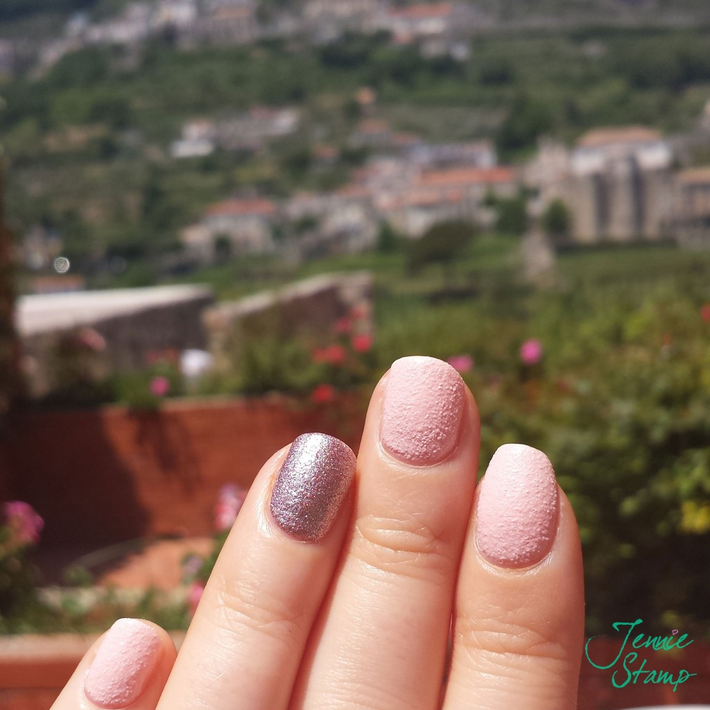 Italian wedding nails
