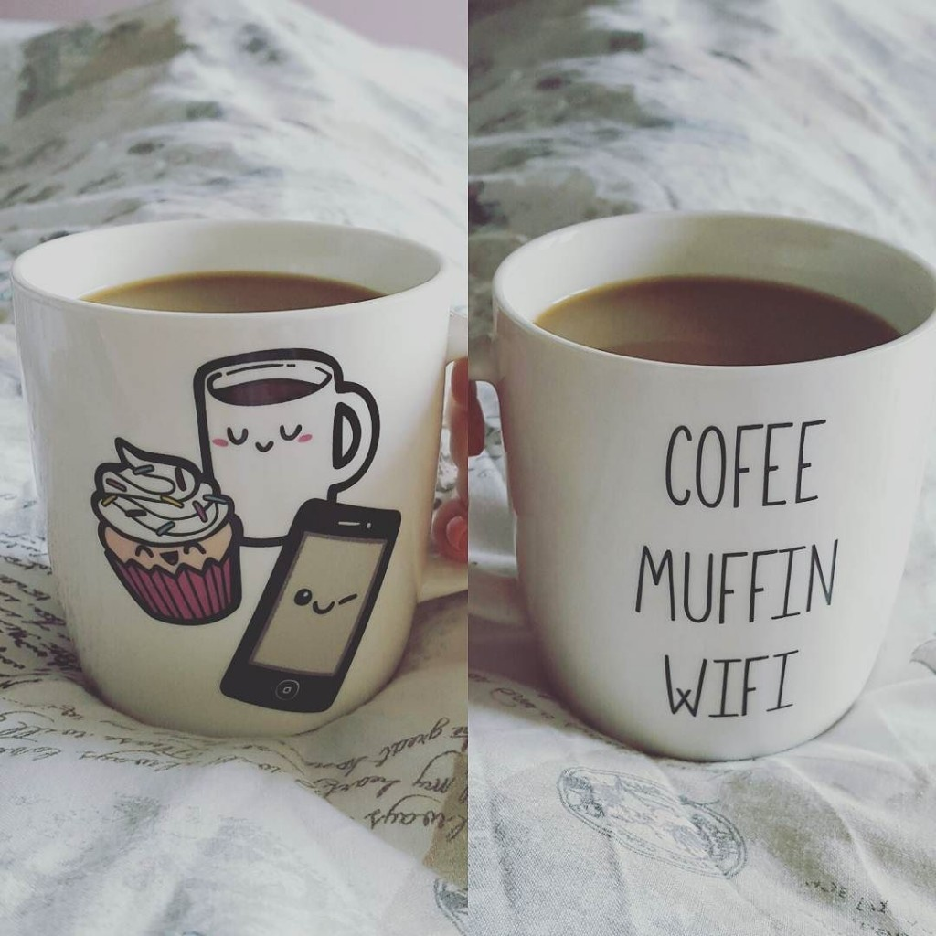 Coffee, Muffin, WIFI