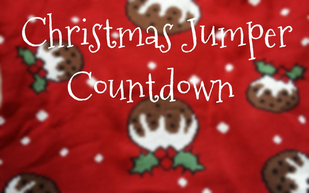 #ChristmasJumperCountdown