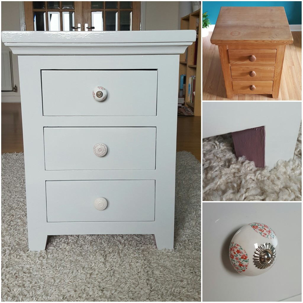 Upcycled vintage drawers